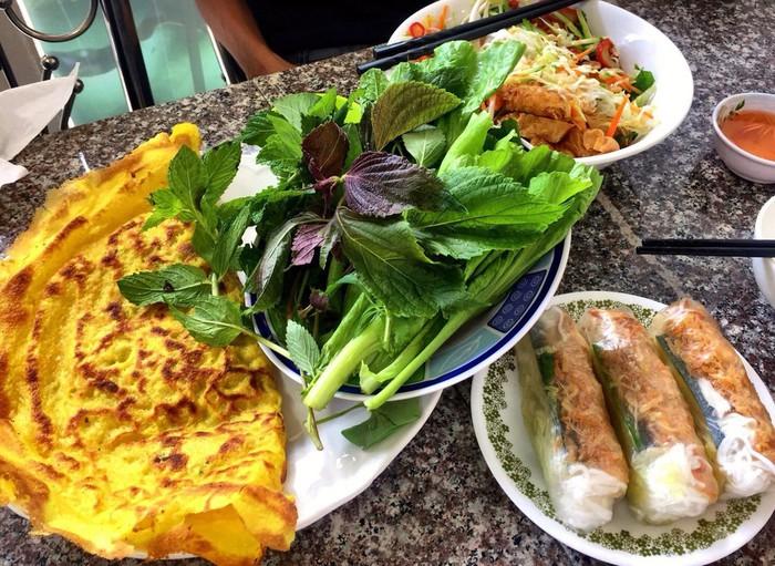 美味しそうなベトナムのお料理