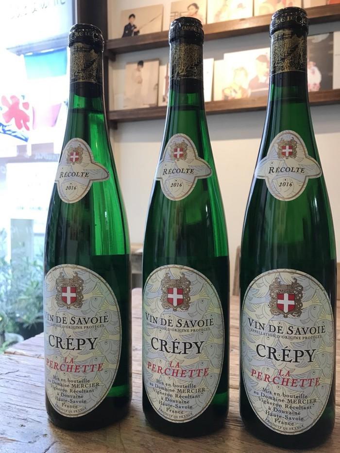 サヴォワ地方の飲み心地のよいおすすめワイン。夏にぴったりの白ワインです。
