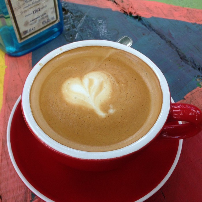 おいしいコーヒーが飲めるニュージーランドのカフェ