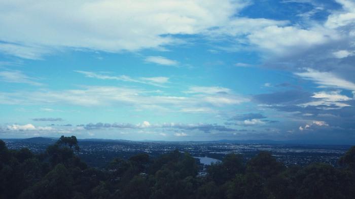 オーストラリアの 風景写真