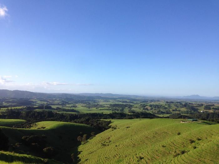 ニュージーランド 風景写真