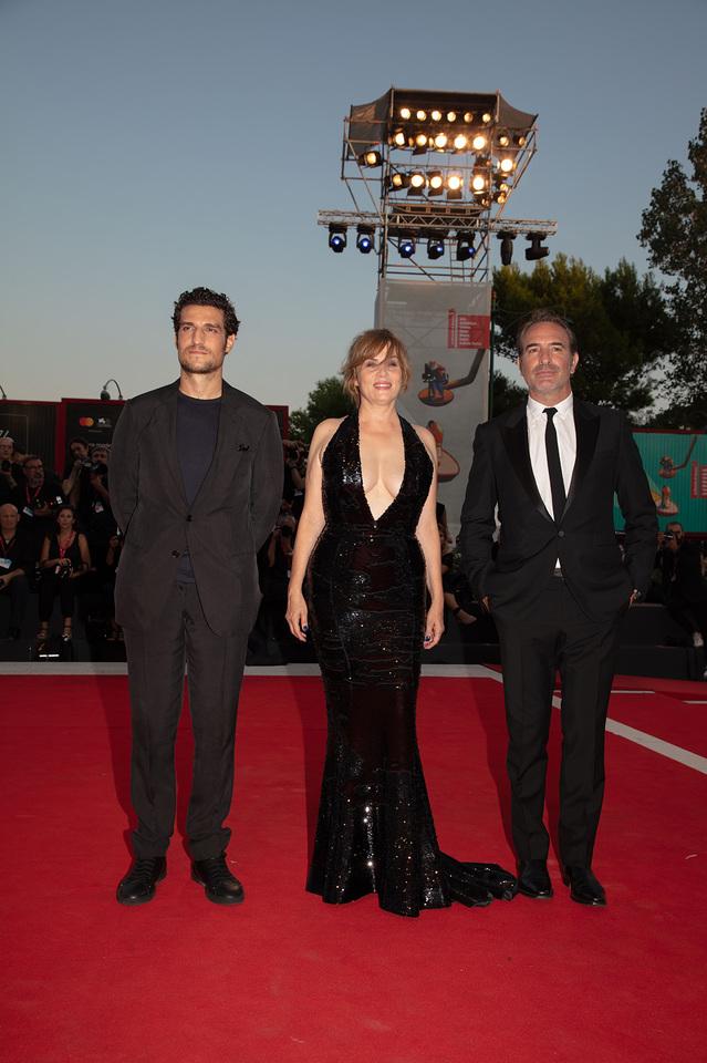ベネチア国際映画祭のフォトコール