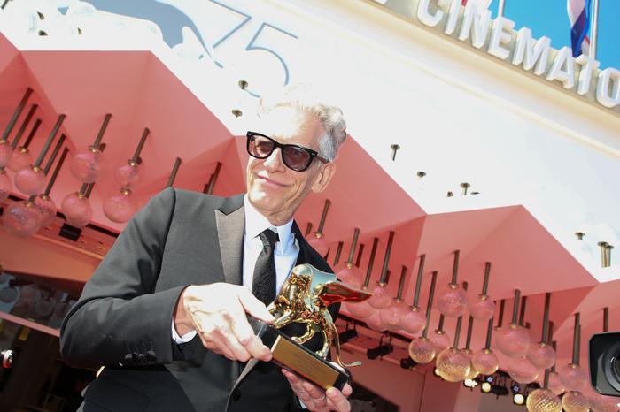 davide cronenberg デビッド・クローネンベルグ受賞
