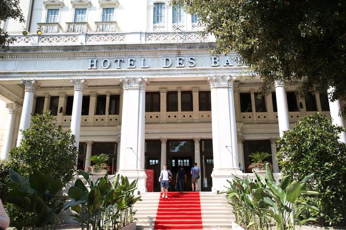 hotel des bain ホテル・デ・バン