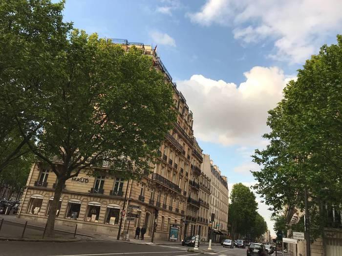 パリのアパルトマン フランス