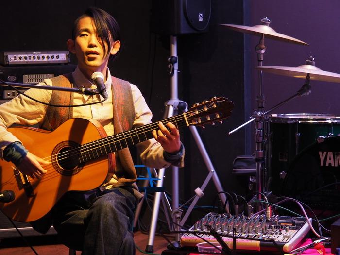 isa guitarra 写真