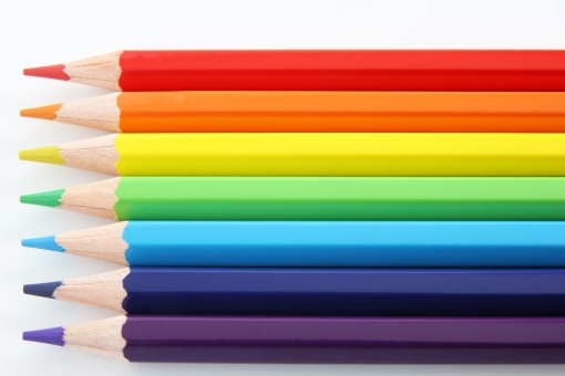 七色のカラー診断で個性運命学。